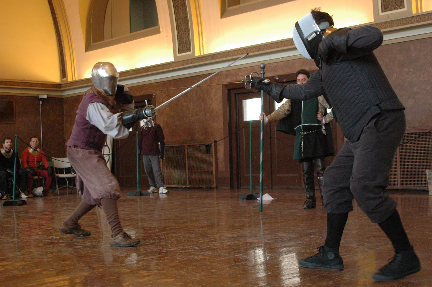 The Art Of The Duel Early 17th Century Rapier Fencing